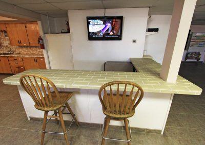 Watch TV at Bonita Vista Resort