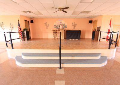 Stage at Bonita Vista Resort