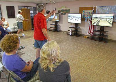 Interactive games at Bonita Vista Resort