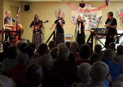 Concert at Bonita Vista Resort