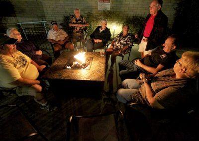 Time with friends at Bonita Vista Resort