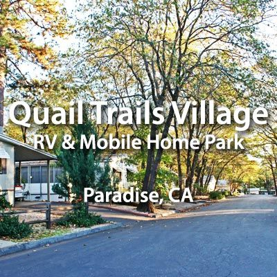 Stay at Quail Trails Village RV & Mobile Home Park, our Sister Park