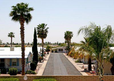 Mobile Homes at Bonita Vista Resort