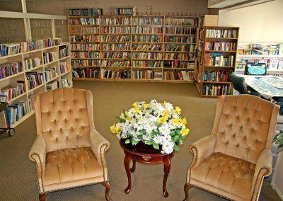 Library at Bonita Vista Resort