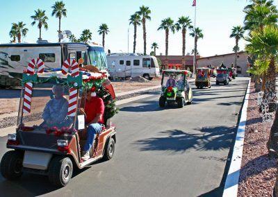 Festivities at Bonita Vista Resort